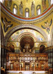 The Cathedral of Saint Sophia, London