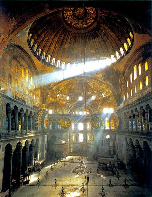 What secrets are hidden under Hagia Sophia? | Byzantine Blog