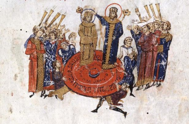 the byzantine world hussey pdf